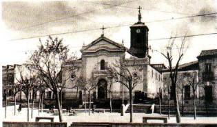 Iglesia de San Pedro Siglo XVII