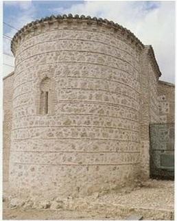 Ábside Santa María de la Antigua